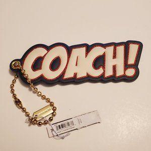 Comic Coach Script Hang Tag
